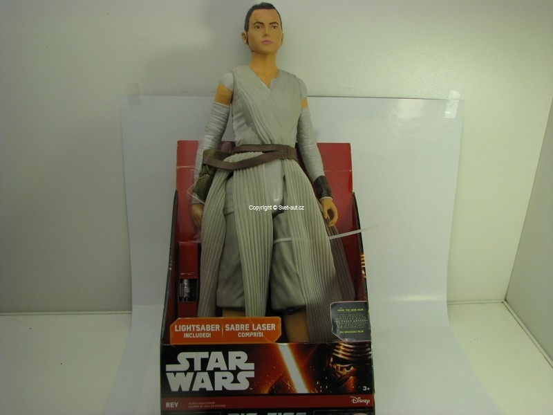 Star Wars Big-Figs Rey Figurka 45 cm Disney Jakks
